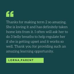 Testimonials Lorna